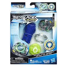 Beyblade Light Up Launcher Beyblade Burst Rip Fire Pack Light Up Top With Launcher Wyvron W2 Hasbro