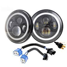 2019 <b>7inch</b> Round <b>Led Light</b> Bulb 45w Sealed Beam <b>Daytime</b> ...