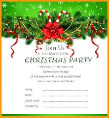 Secret Santa Invitation Wording Sample Party Invites Templates