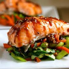 Asian Slow-Roasted Salmon Recipe on Food52