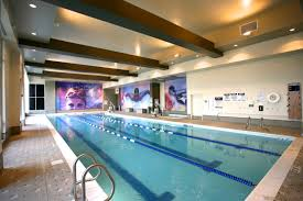 la fitness chicago chicago il mercial pool project