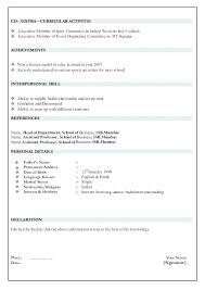 Resume Objectives For Freshers Unique Resume Samples For Mba Freshers Free Download With Fresher Resume