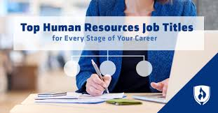 Tech Mahindra Designation Hierarchy Human Resources Job Titles For Every Stage Of Your Career
