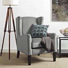dorel living rossland wingback accent chair leather chairs c f e b da de full size