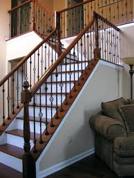 ... Full Image for Replace Banister Spindles Wrought Iron Stair Railings  Interior Iron Concepts Iron Railings Banister ...