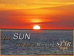 Good Morning Sun Quotes Best of Good Morning Quotes The Sun Is But A Morning Star