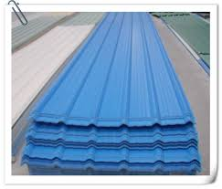 galvanized zinc coated roofing sheet curved coloured corrugated steel sheet