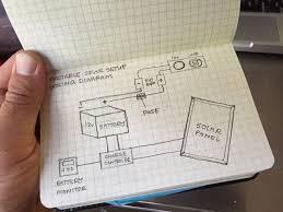 wiring diagram for portable solar power camping solar portable wiring diagram for portable solar power portable solar power airstream renovation solar generator