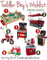 Toddler Boy's Wish List. Toddler Boy GiftsToddler ToysBest ...