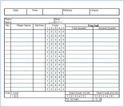 Bowling Score Sheet Template Bowling Score Sheet Expert Bowling ...