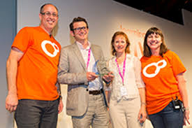 Award win for NHS e-learning programme - e-Learning for Healthcare