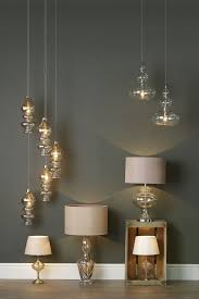 multi colored glass pendant lights elegant cool glass lights lighting