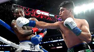 mikey garcia ready to move up two weight cles to fight errol spence jr