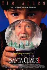 the santa clause 1994 poster. Delighful The The Santa Clause Movie Poster With 1994 E