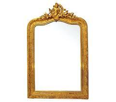 Antique mirror frame tattoo Vintage Brooch Victorian Greenandcleanukcom Victorian Mirror Large Impressive Gilt Mirror With Original Label On