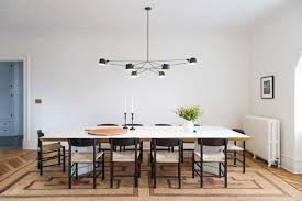 Dining room table lighting Farm Victorian Dining Room By White Arrow Llc Houzz How To Choose Dining Table Light