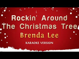 Rockin Around The Christmas Tree Instrumental  Christmas Lights Brenda Lee Rockin Around The Christmas Tree Mp3