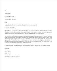 Appointment Letter Format For Marketing Manager On Offer Sales In