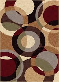 multi color circles modern area rug shapes 8x10 carpet contemporary area rug 8x10