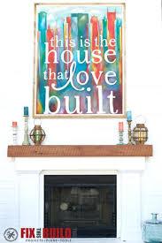 build a fireplace mantel build a fireplace surround and mantel how do i build a fireplace mantel shelf build fireplace mantel surround over brick