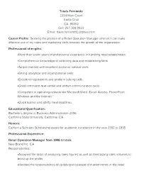 Assistant Manager Responsibilities Restaurant Duties Resume Job