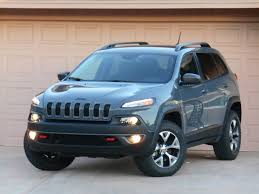 Test Drive: 2015 Jeep Cherokee Trailhawk | The Daily Drive ...