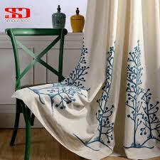 Aliexpresscom  Buy Cotton Linen Fabric Curtains Blackout For - Blackout bedroom blinds