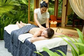 Butt massage nyc asian