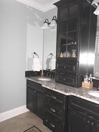 Prefinished Kitchen Cabinets Vintage Onyx Distressed Finish Kitchen Cabinets