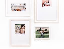 Framebridge Designers Choice Framebridge Last Chance For 20 Off White Frames Gallery