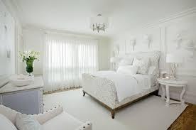 17 Elegant White Bedroom Design Ideas - Style Motivation