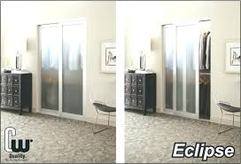 glass sliding closet doors frosted glass closet doors sliding closet door with opaque glass 3 lite