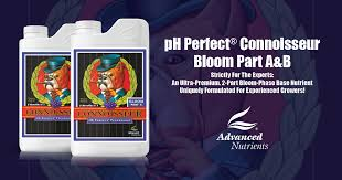 Heavy 16 Nutrients Feeding Chart Ph Perfect Connoisseur Bloom A B 2 Part Premium Base