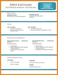 Current Cv Format 2015 Most Recent Resume Format Current Resume