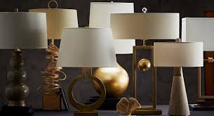 Modern Gold Table Lamps