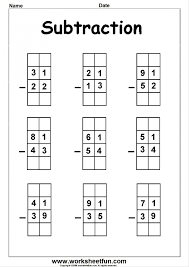 2 And 3 Digit Subtraction With Regrouping Worksheets - Criabooks ...