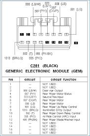 97 ford ranger wiring diagram dogboi info 97 ford ranger ignition wiring diagram 1997 ford explorer xlt stereo wiring diagram somurich