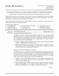 New Soft Skills Trainer Resume Resume Design