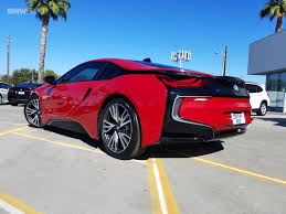 bmw 2015 i8 red. Delighful Red BMWi8ProtonicRedcenturywest12 Intended Bmw 2015 I8 Red