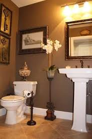 Plank Wall Stained In Minwax Classic Gray This Is An Easy And - Half bathroom remodel ideas