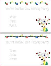 Party Invitation Template Word Free Party Invitation Template Word Free Holiday Templates Is The