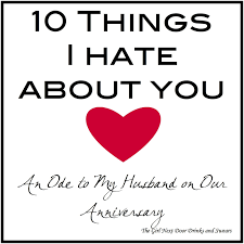 Meredith The Girl Next Door 10 Things I Hate About You An Ode