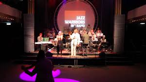 Jazz Warriors Big Band - The Lady Is A Tramp - 09/11/2014 - YouTube