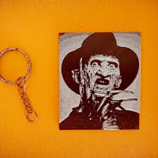 Download free 3D <b>printing</b> designs <b>Freddy Krueger</b> keychain ・ La ...