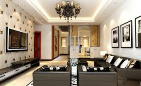Modern Pop Ceiling Designs For Living Room Popular Photo Of Modern Pop Fall Ceiling Decorating Ideas For