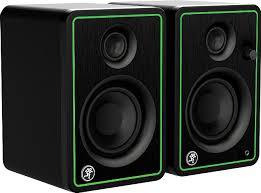<b>Mackie</b> CR3-XBT – студийные <b>мониторы</b> c возможностью ...