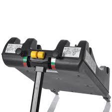 Get Quotations · Germany imported Sidi Mu RECARO / STM car child safety  seat ISOFIX base 0-4