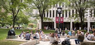 fordham college logo. lincoln center campus plaza fordham college logo !