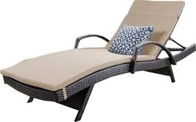 traditional chaise lounge. Fine Traditional Lenahan Traditional Chaise Lounge With Cushion To L