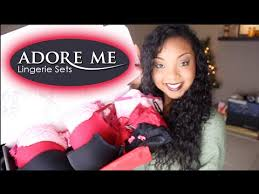 Adore Me Sizing Pricing Review Youtube